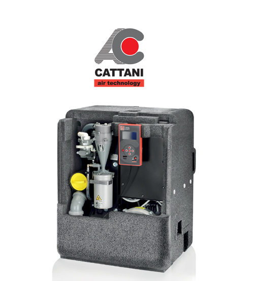 CATTANI Turbo Smart Cube
