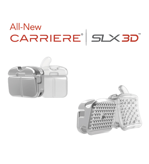 Carriere SLX 3D  Metal Braket