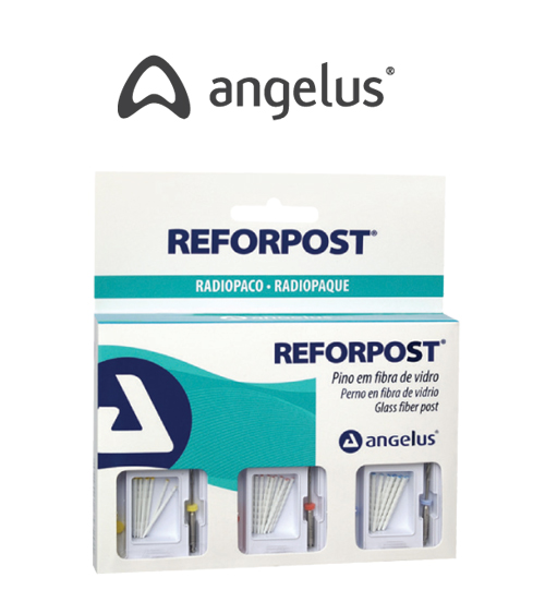 ANGELUS Reforpost Cam Fiber Post