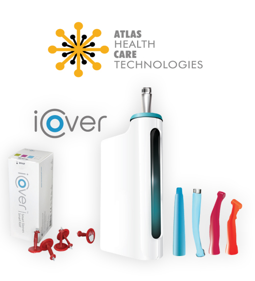ATLAS HEALTH CARE TECHNOLOGIES ICOVER Smart Kaplama Cihazı