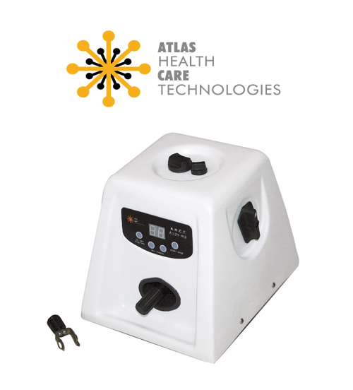 ATLAS HEALTH CARE TECHNOLOGIES ALLOY MIX Toz-Kapsül Amalgamatör